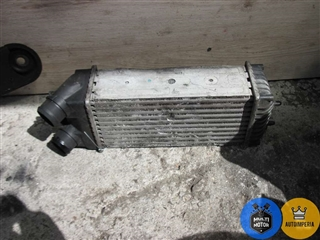 Радиатор интеркулера - фото