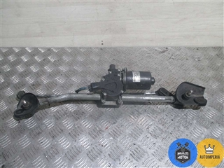 Моторчик передних стеклоочистителей (дворников) - фото
