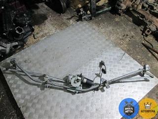 Механизм стеклоочистителя (трапеция дворников) - фото